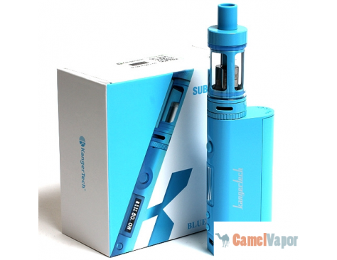 Kanger SUBOX Mini Starter Kit - Blue