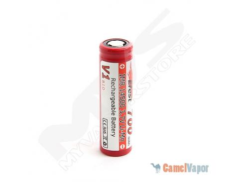 Efest IMR 14500 LiMn 700mAh Battery - Flat Top