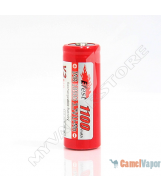 Efest IMR 18500 LiMn 1100mAh Battery - Button Top