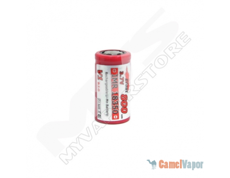 Efest IMR 18350 LiMn 800mAh Battery - Flat Top