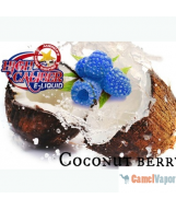 US Made eLiquid - Coconut Berry - 30ml