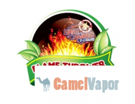 US Made eLiquid - Flame Thrower