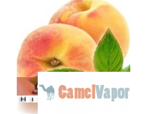 US Made eLiquid - Peach Frost