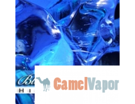 VG Blend US eLiquid - Blue Ice Menthol